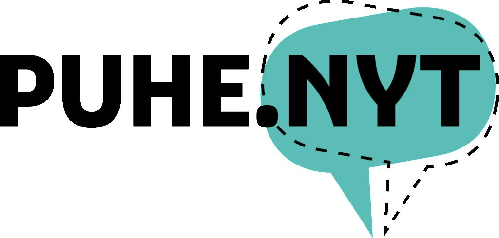 Logo_puhe_nyt_turkoosi