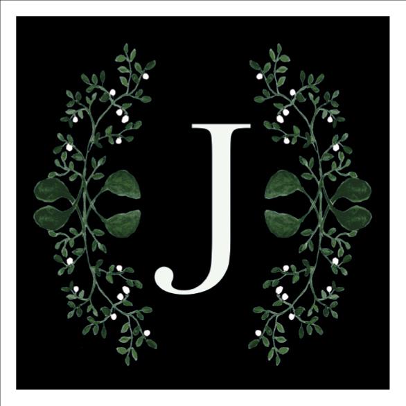 Joulukortti_J